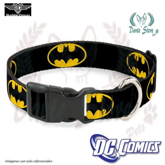 COLLAR BATMAN BUCKLE-DOWN