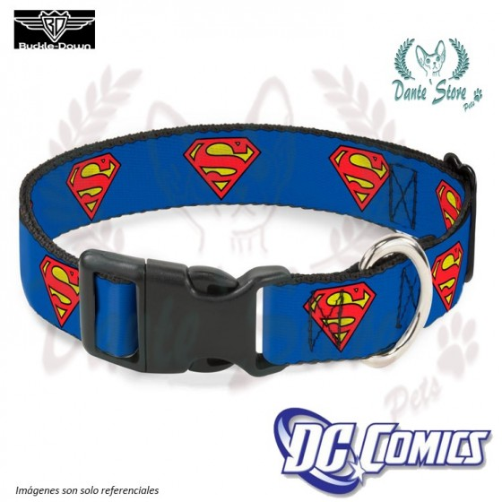 COLLAR SUPERMAN BUCKLE-DOWN
