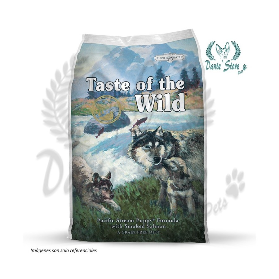 TASTE OF THE WILD (TOW) PACIFIC STREAM PUPPY 2KG