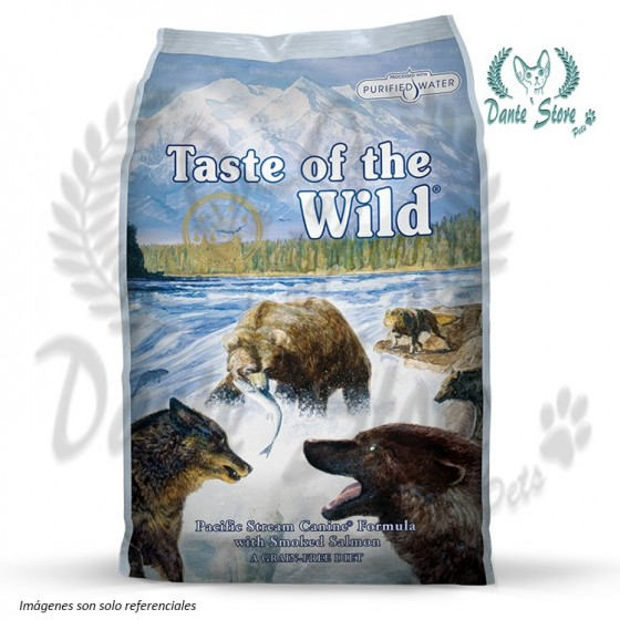 TASTE OF THE WILD (TOW) PACIFIC STREAM CANINE 2KG
