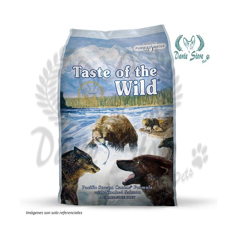 TASTE OF THE WILD (TOW) PACIFIC STREAM CANINE 6KG