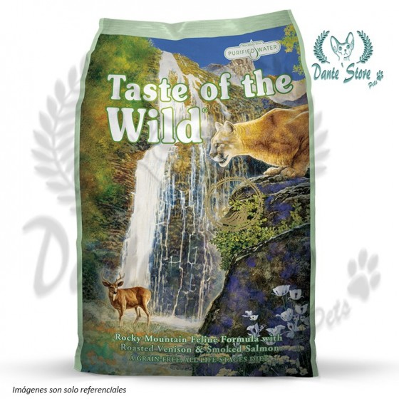 TASTE OF THE WILD (TOW) ROCKY MOUNTAIN FELINE 7KG