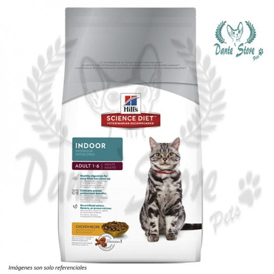 HILLS INDOOR FOOD CAT 1,58KG