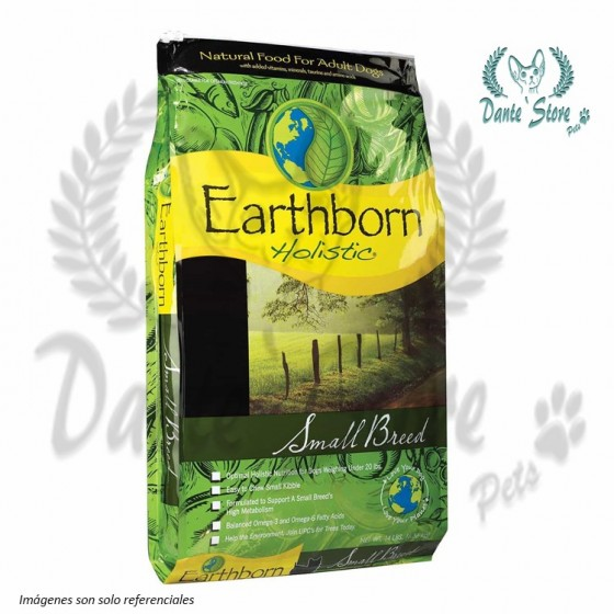 EARTHBORN SMALL BREED ADULTO 2,27KG