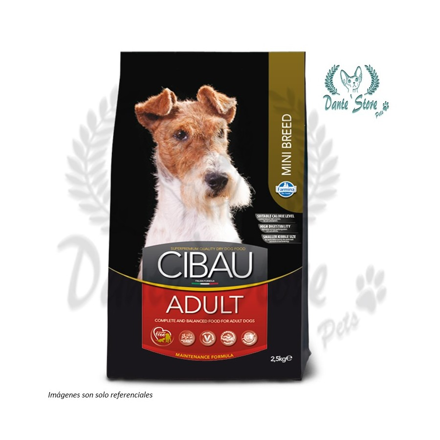 CIBAU ADULTO MINI 3KG