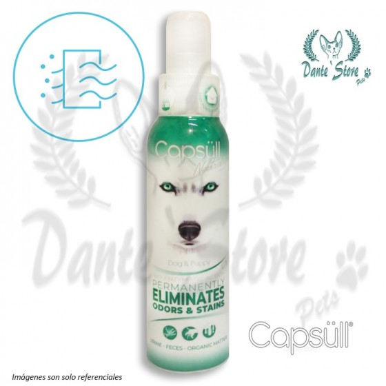 CAPSULL NEUTRALIZADOR DOG & PUPPY