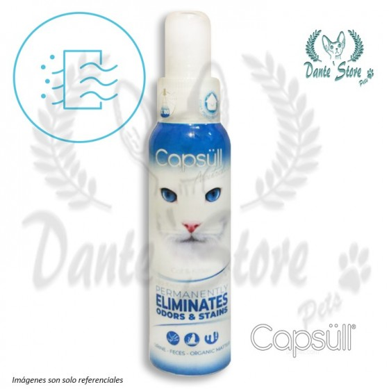 CAPSULL NEUTRALIZADOR CAT & KITTEN