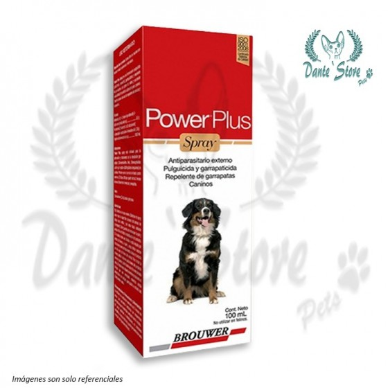 POWER PLUS SPRAY