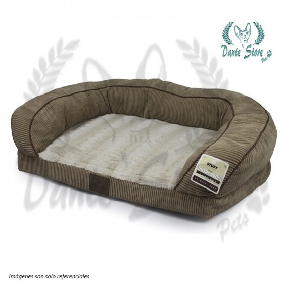 CAMA ORTOPÉDICA STUFT GRANDE COLOR BEIGE