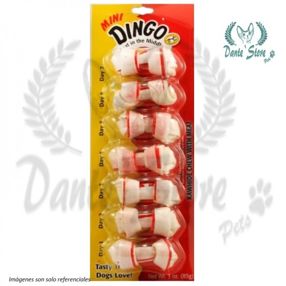DINGO MINI 7 PACK 84GR