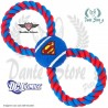 JUGUETE BUCKLE DOWN PELOTA CON CUERDA SUPERMAN