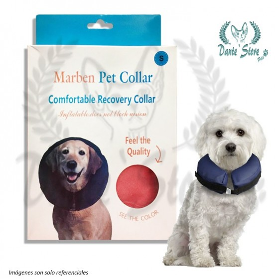 PROCOLLAR ISABELINO INFLABLE MARBEN