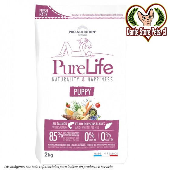 PURE LIFE PUPPY 2KG