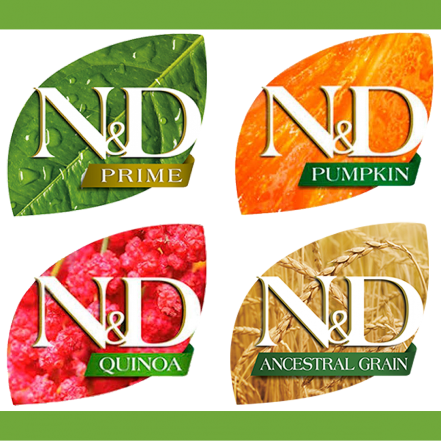 N&D Natural and Delicious